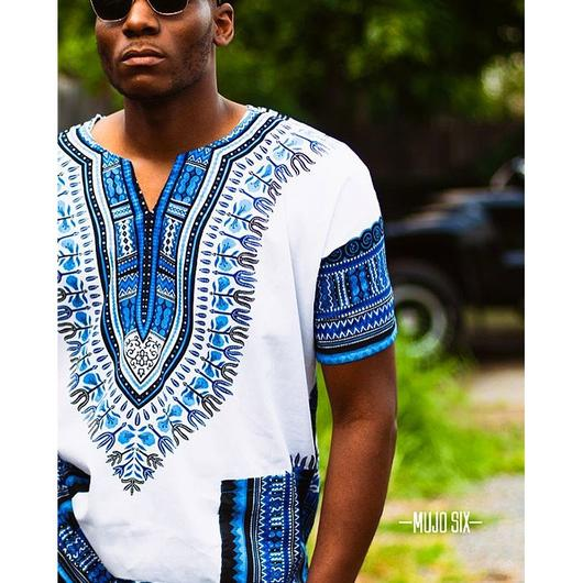 dashiki hoodie for men