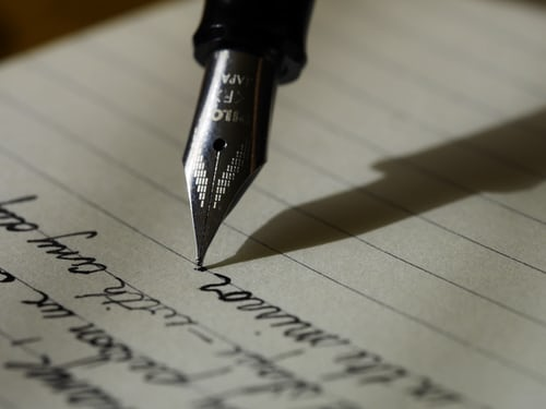 Write on your own life